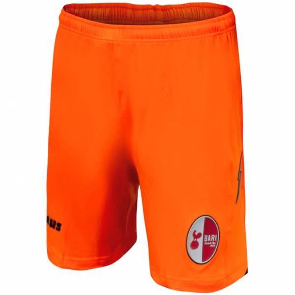 SSC Bari Zeus Herren Heim Torwart Shorts BAR9