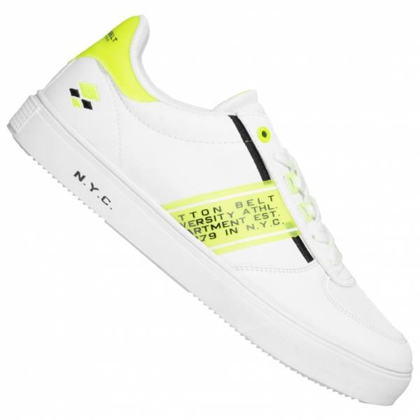 COTTON BELT White Flag Yellow Herren Sneaker CBM01401251