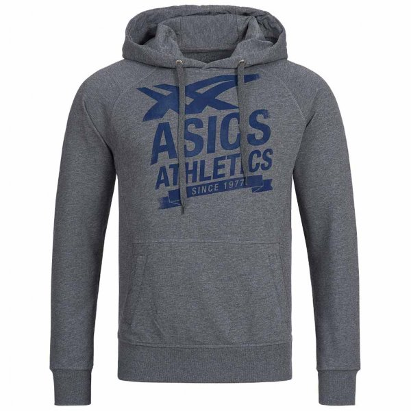 ASICS Herren Kapuzen Sweatshirt Hoody 126835-0773