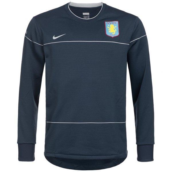 Aston Villa Nike Herren Trainings Sweatshirt 288842-461
