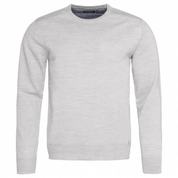 BRAVE SOUL Parsec Crew Neck Herren Sweatshirt MK-279PARSECX3 Grey