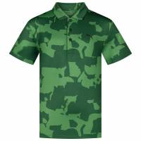 PUMA Golf Union Camo Boy Polo Shirt 579308-01