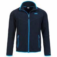Helly Hansen Men Full Zip Fleece Jacket dark blue