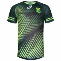 Südafrika Springboks ASICS Sevens Herren Rugby 7S Heim Trikot 132116-4100