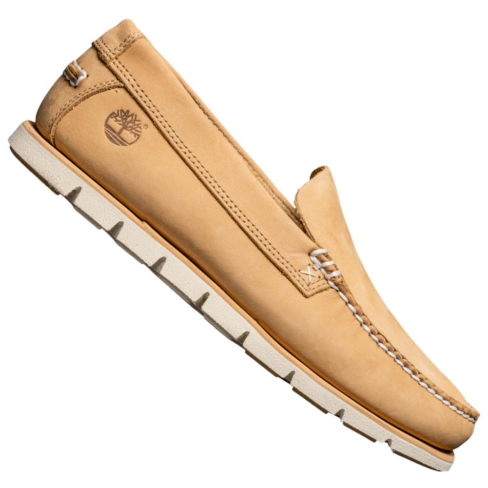 Timberland Tidelands Venetian Herren Leder Schuhe A23YD
