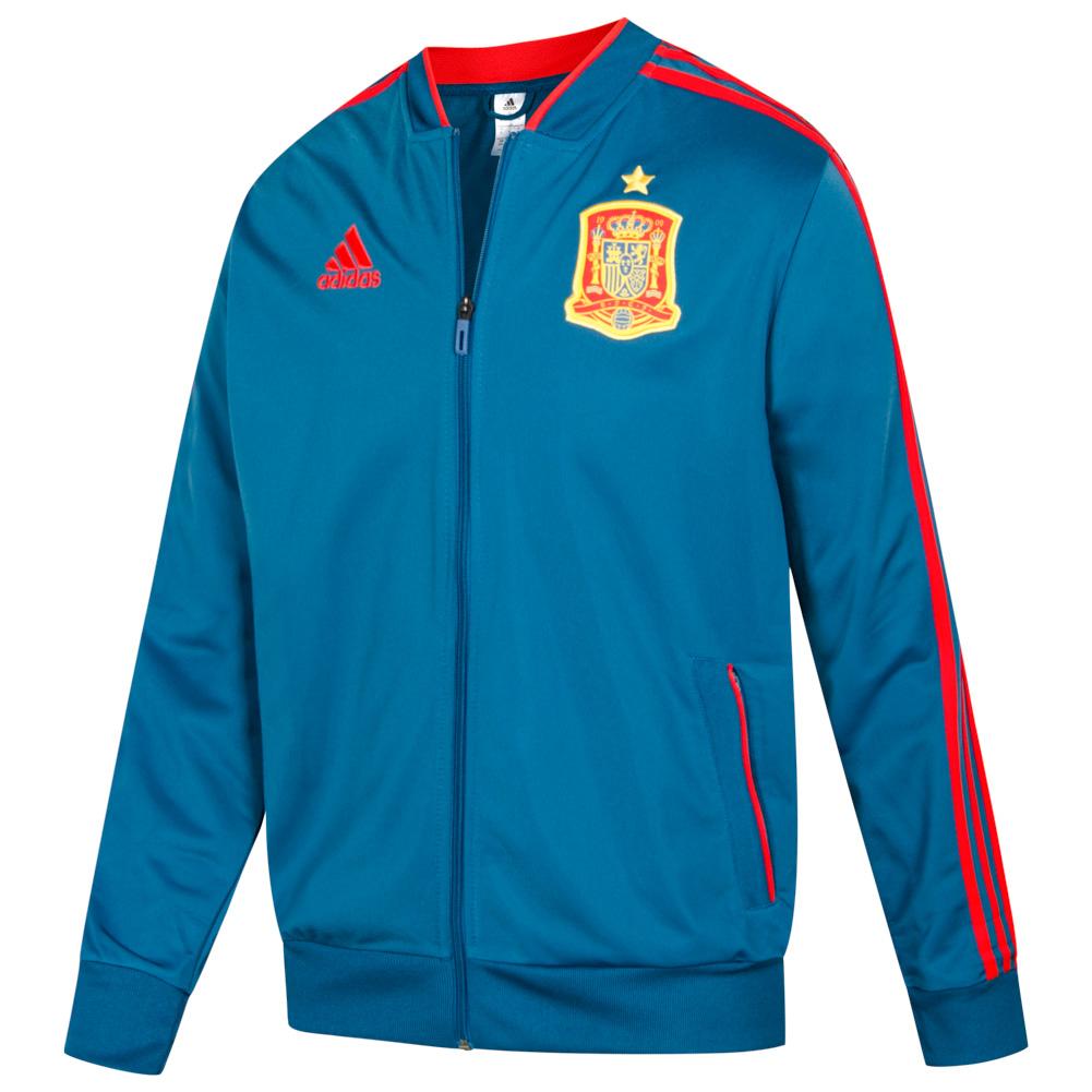 adidas Russia Anthem ZNE Knit Jacket Rot, Goalinn