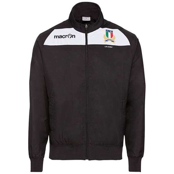Italien FIR macron Herren Trainingsjacke 58086510