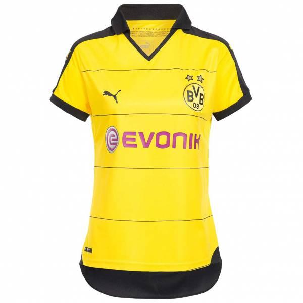 BVB 09 Borussia Dortmund PUMA Damen Heim Trikot 748009-01
