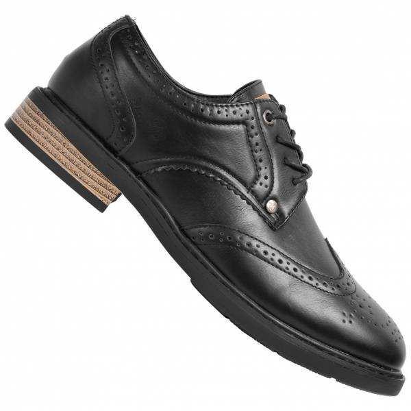 ORIGINAL PENGUIN Baxter Herren Businessschuhe PEN0463-BLACK