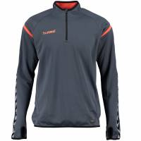 hummel Authentic Charge 1/4-Zip Kinder Trainingsoberteil 133406-8730