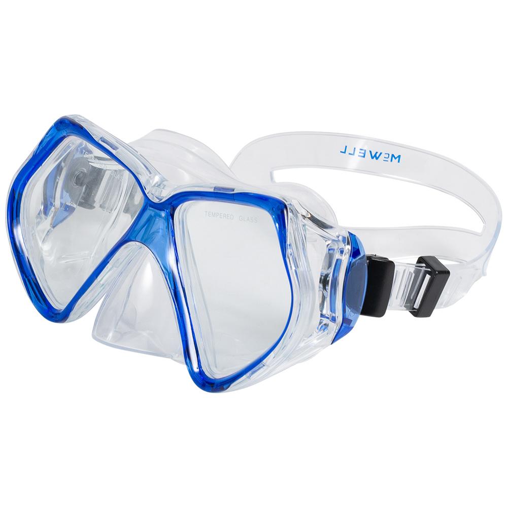 blau, McWell Erwachsene Tauchmaske Mc016441