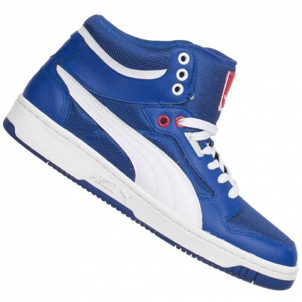PUMA Rebound Mid L Mesh Sneaker Herren Schuhe 357179-02