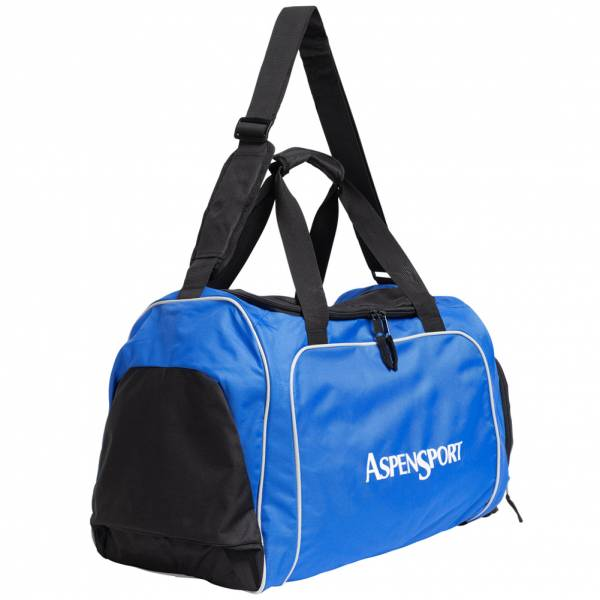 AspenSport Travel Bag borsone da viaggio blu AS152010-BL