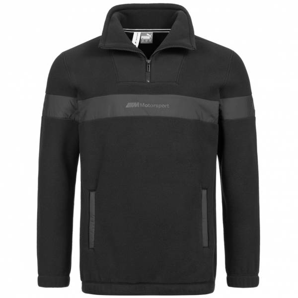 PUMA x BMW Motorsport RCT Midlayer Herren Fleece Oberteil 595151-01