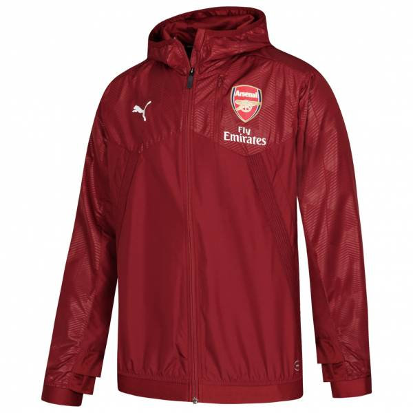 Arsenal London PUMA Herren Thermo Jacke 753336-03