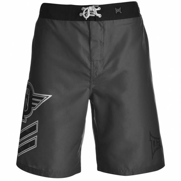 Tapout Herren Fight Shorts grau