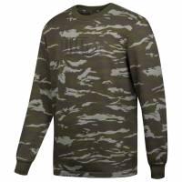 PUMA Camo Crew Fleece Men Sweatshirt 855053-15