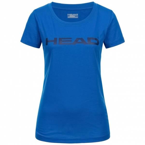 HEAD Lucy II Damen Logo T-Shirt 814333-BLNV