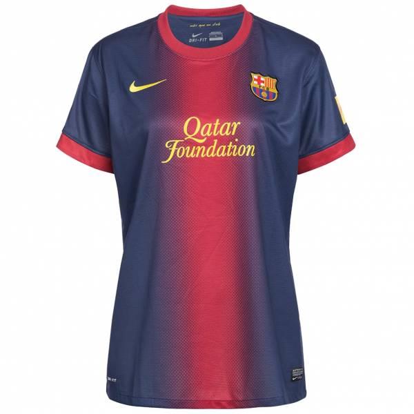 FC Barcelona Nike Kobiety Koszulka domowa 478331-410