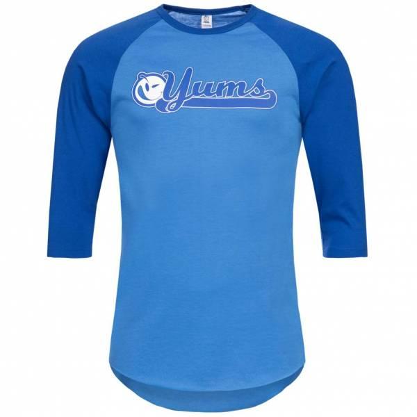 YUMS Herren 3/4 Sleeve Shirt 16R