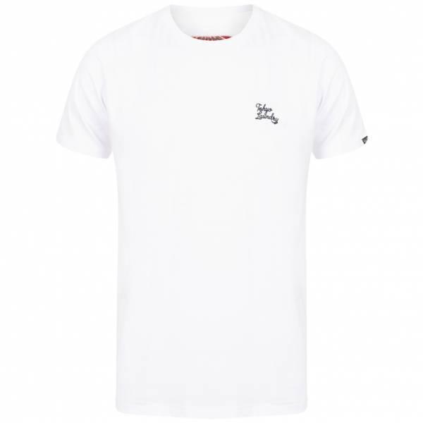 Tokyo Laundry Montecarlo Crew Neck Herren T-Shirt 1C10912AR Optic White