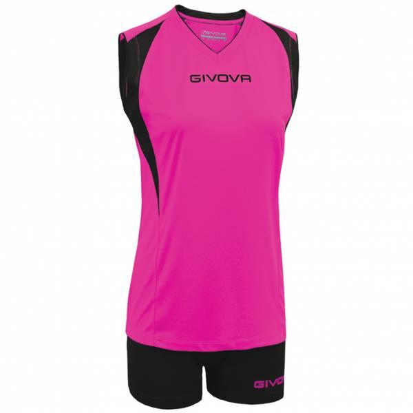Givova Kit Spike Damen Volleyball Trikot-Set 2-teilig KITV07-0610