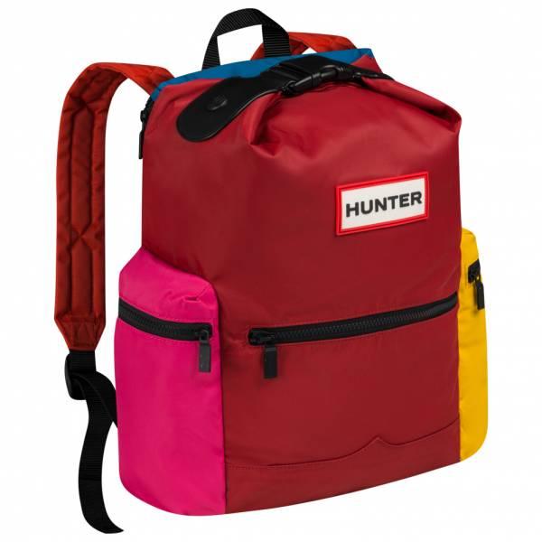 Hunter Original Col Block Topclip Backpack UBB6017MED-MRC
