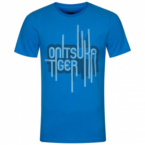 ASICS Onitsuka Tiger Modern Script Tee Men's T-Shirt 122723-0818