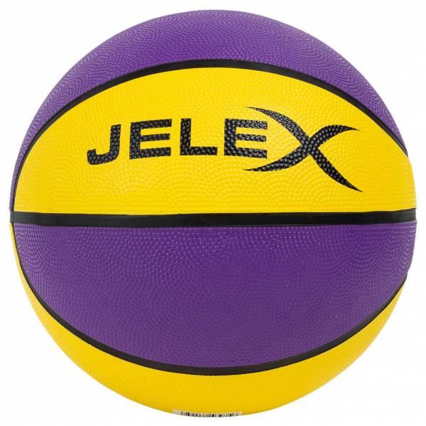 "JELEX ""Sniper"" Basketball purple-yellow"