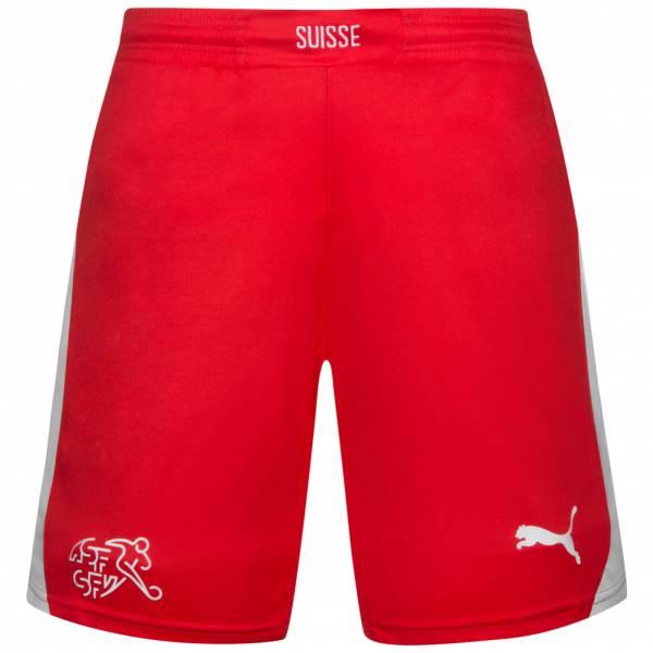 Schweiz PUMA Herren Heim Shorts 744358-01
