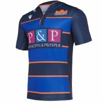 Edinburgh Rugby macron Herren Heim Trainings Trikot 58110450