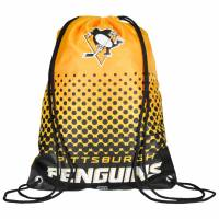 Pittsburgh Penguins NHL Fade Gym Bag Torba sportowa LGNHLFADEGYMPP