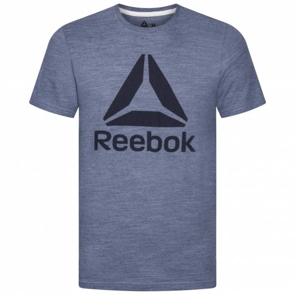 Reebok Training Essentials Marble Melange Herren T-Shirt EC0785
