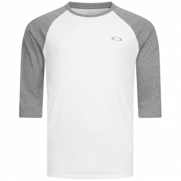 Oakley 50 Herren 3/4-Arm T-Shirt 456855A-100
