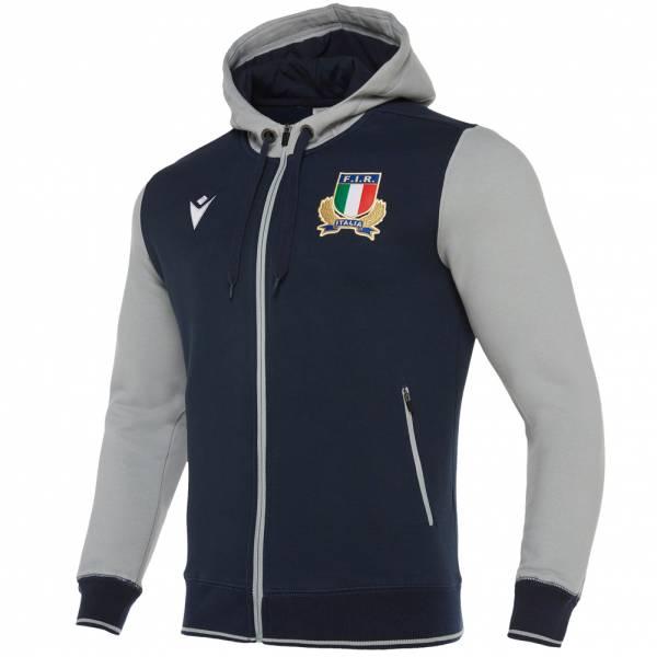 Italien FIR macron Herren Freizeit Sweatjacke 58100137