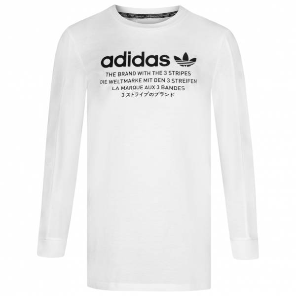 01ee982b2db adidas Originals NMD Kids Longsleeve Shirt BQ8360 | SportSpar.com