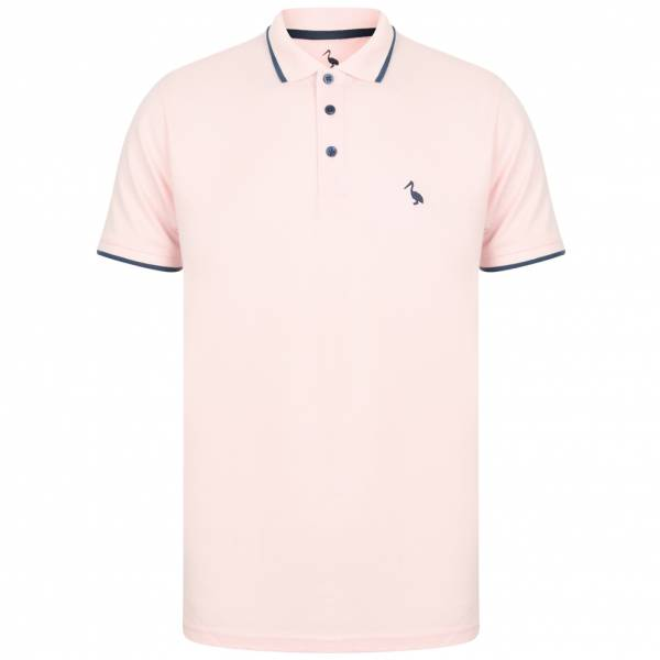 South Shore Baser Herren Polo-Shirt 1X12439 Blushing Pink