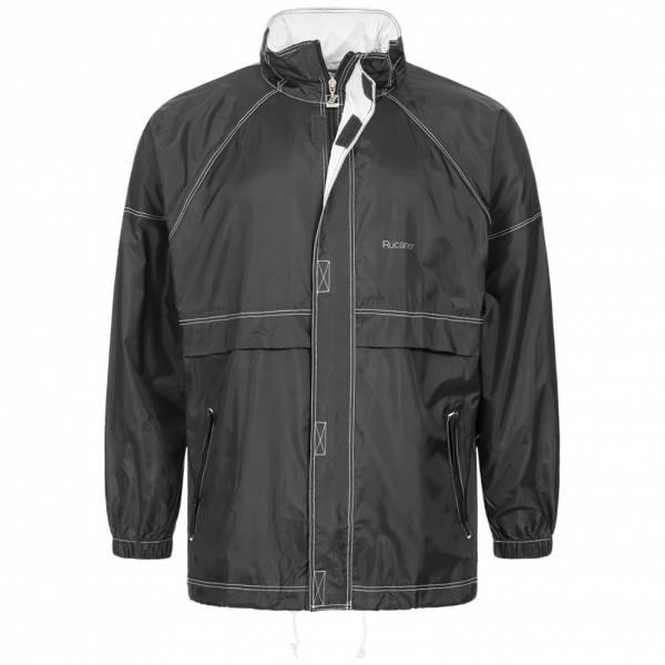 Rucanor Hommes Veste de pluie avec sac de rangement 2079-01B