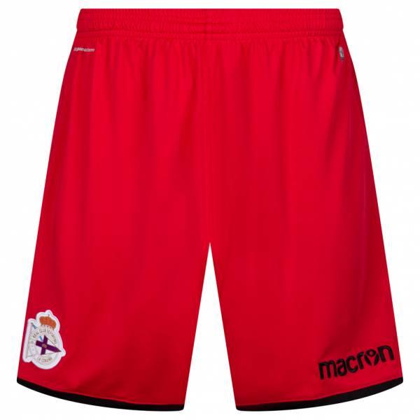 Deportivo La Coruna macron Herren Torwart Heim Shorts 58086955