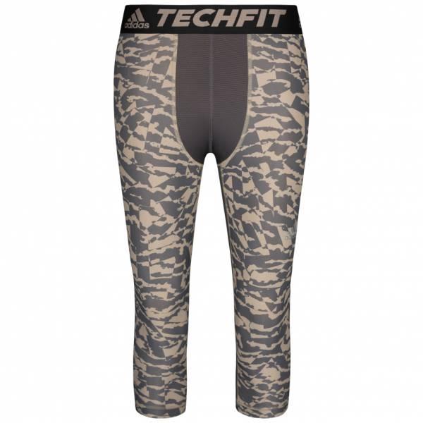 adidas Techfit Chill 3/4 Tight Herren Fitness Tights CD2467