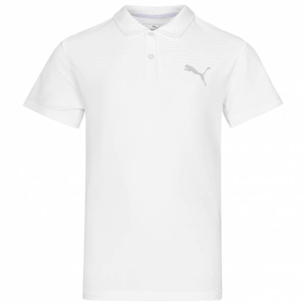 PUMA Pounce Aston Kinder Golf Polo-Shirt 576029-01