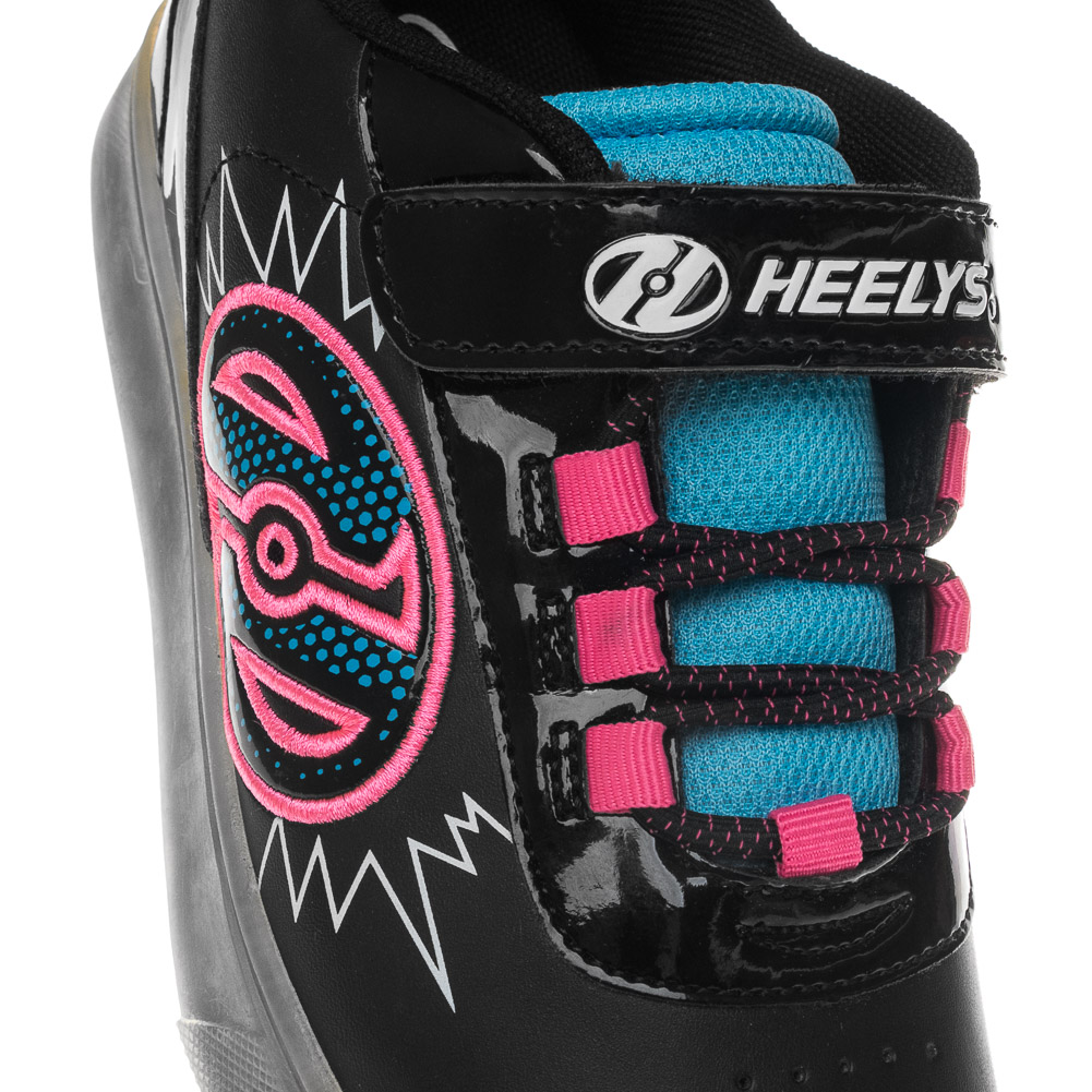 HEELYS X2 POW Lighted Kinder Schuhe mit Rollen HE100016