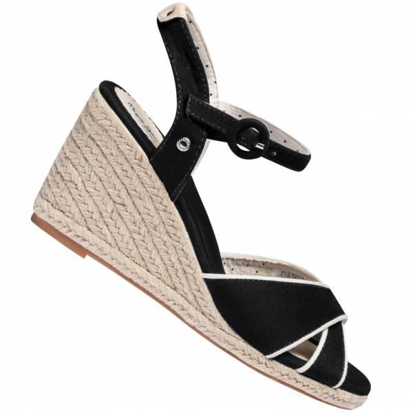 Pepe Jeans Shark Women Wedge sandals PLS90404-999