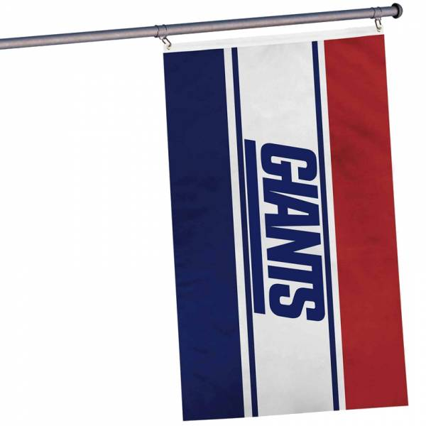 New York Giants NFL horizontale Fan Flagge 1,52m x 0,92m FLGNFHRZTLNG