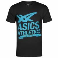 ASICS Athletics Graphic Tee Herren T-Shirt 126834-0904