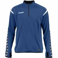 hummel Authentic Charge 1/4-Zip Kinder Trainingsoberteil 133406-7045