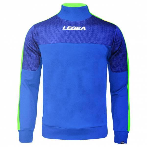 Legea Damasco Trainings Sweatshirt mit Stehkragen M1126-0228