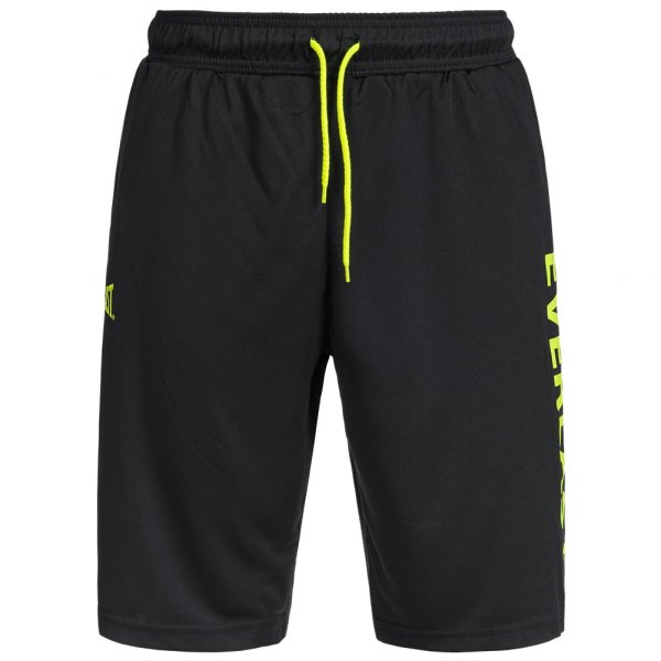 Everlast Gym Shorts Fitness Short black/yellow EVR0056