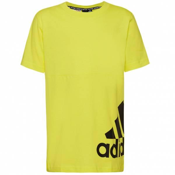 adidas Must Haves Badge Of Sport T2 Jungen T-Shirt FQ7727