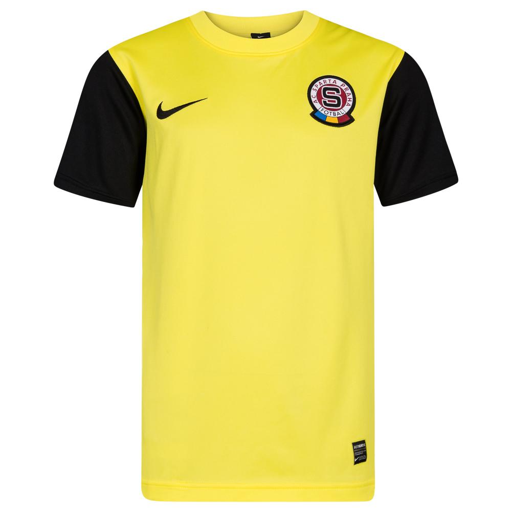 Sparta Prague Nike Enfants Maillot extérieur 382965 756